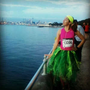 Adidas Auckland Half Marathon