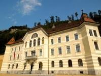 Vaduz town centre