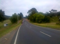 Long-ish road ahead.