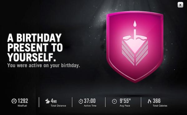 Weird, I know, Nike.